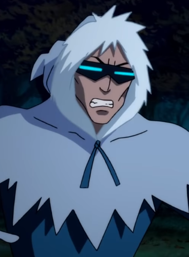 Captain Cold (DC Animated Movie Universe)
