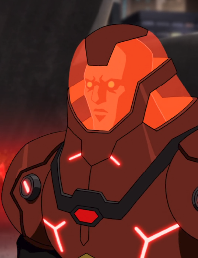 Neutron (Young Justice)