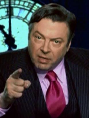 Roger Allam als Prothero, 2005