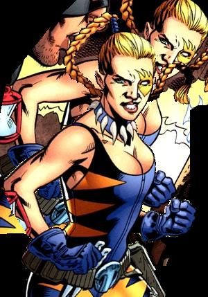 Tigress (DC Comics)