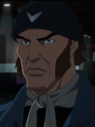 Captain Boomerang (DC Animated Movie Universe)