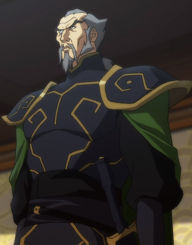 Ra's al Ghul (DC Animated Movie Universe)
