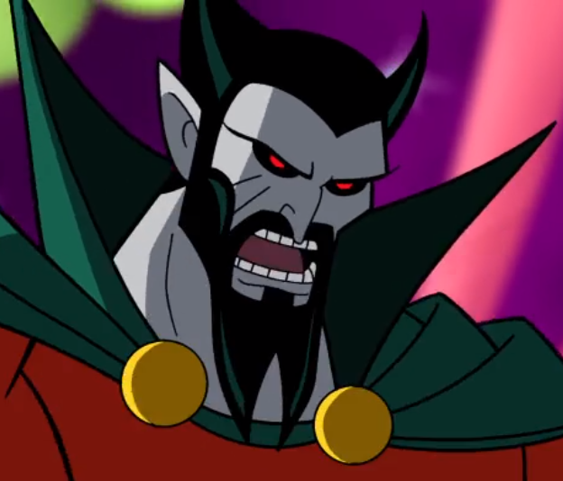 Wotan (The Brave and the Bold)