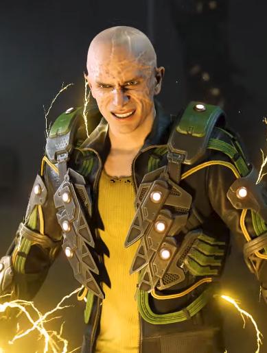 Electro (Marvel's Spider-Man)
