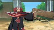 Hidan's scythe