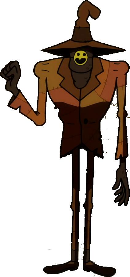 Summerween Monster