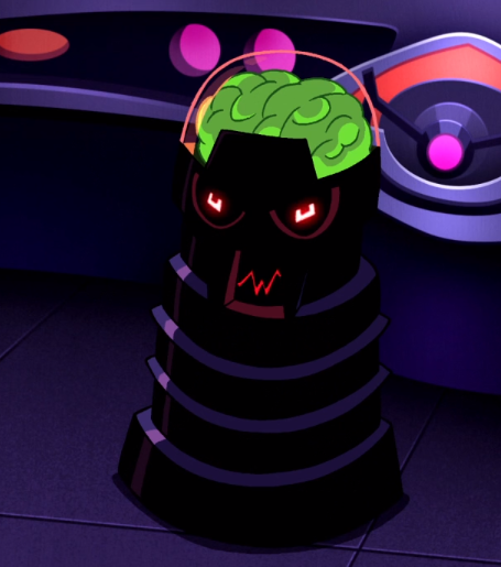 Brain (The Brave and the Bold)