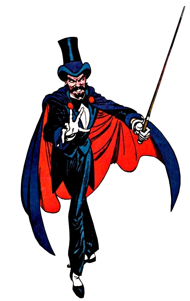 Wizard (DC Comics)