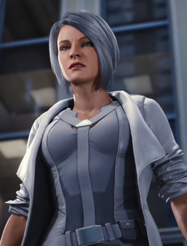 Silver Sable (Marvel's Spider-Man)