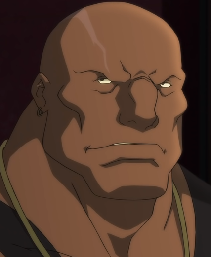 Ubu (DC Animated Movie Universe)