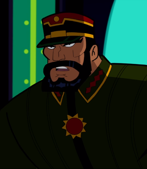 Shrapnel (The Brave and the Bold)