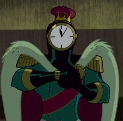 Clock King (The Brave and the Bold)