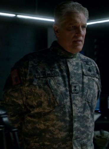 General Eiling (Arrowverse)