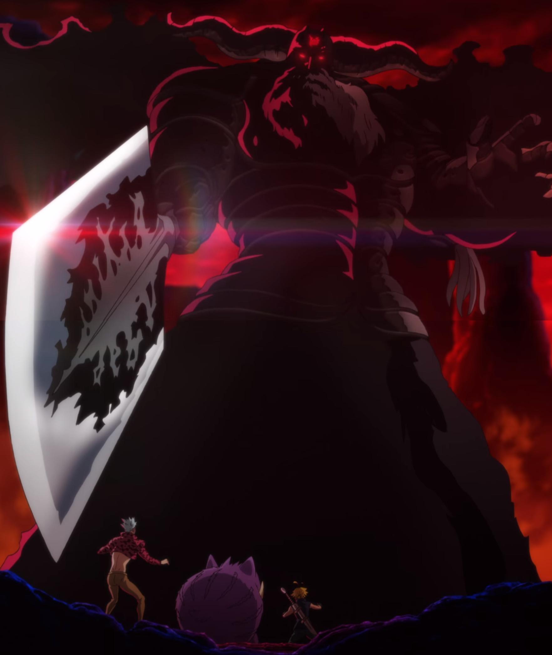 König der Dämonen (The Seven Deadly Sins)