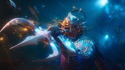 Ocean Master Aquaman