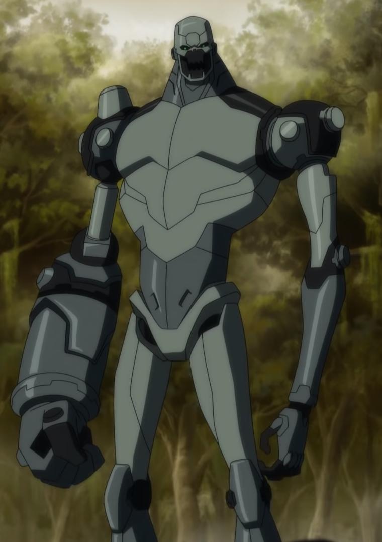 Metallo (Justice League: Doom)