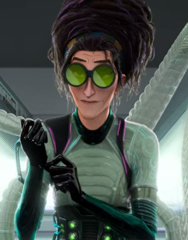 Doctor Octopus (Spider-Man: A New Universe)