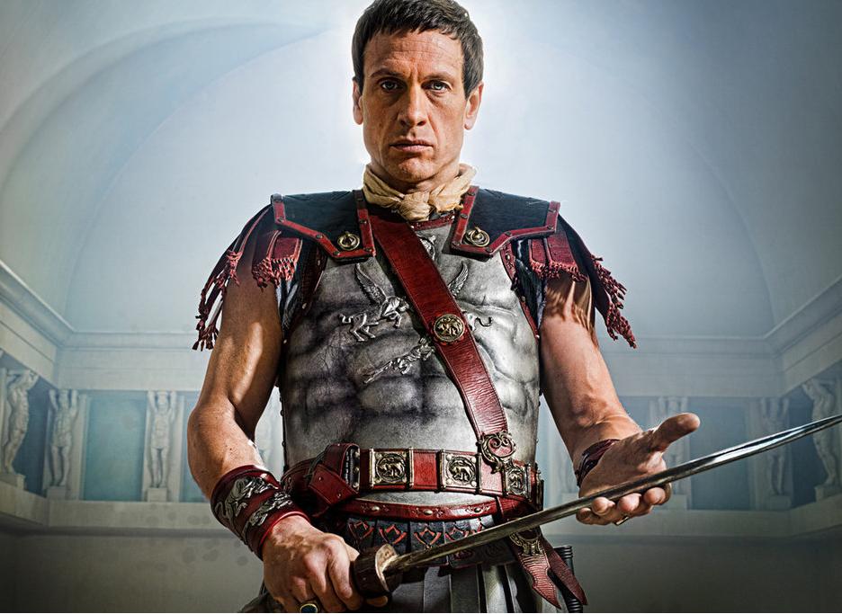 Marcus Licinius Crassus (Spartacus: War of the Damned)