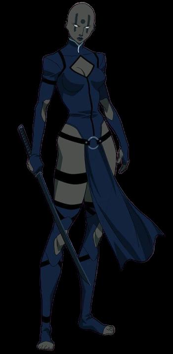 Onyx (DC Animated Movie Universe)