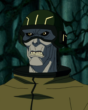 Atomic Skull (Young Justice)