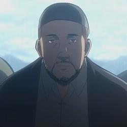 Kidnapper Leader Anime