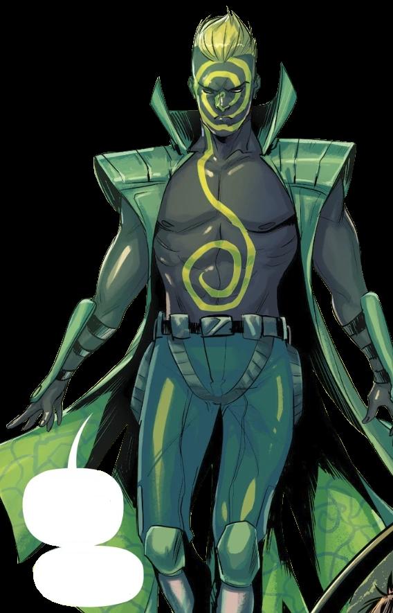 Graf Vertigo (DC Comics)