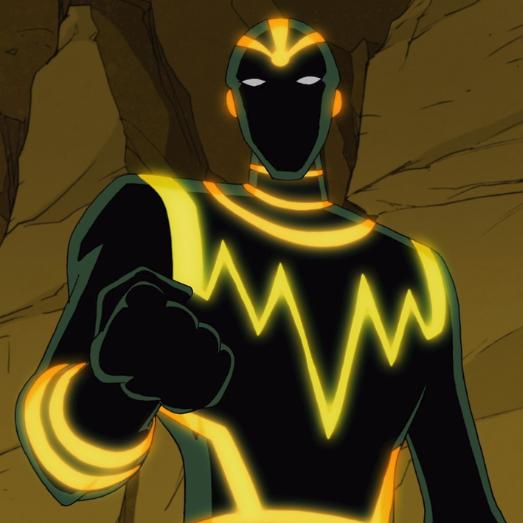 Living Laser (The Avengers)