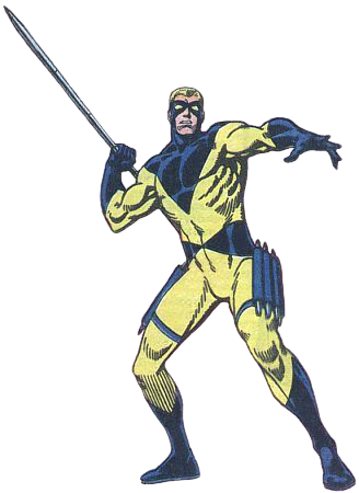 Javelin (DC Comics)