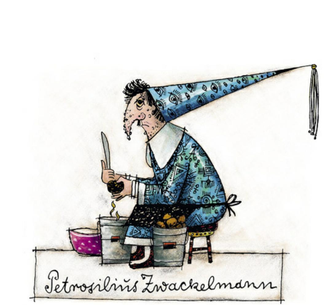 Petrosilius Zwackelmann