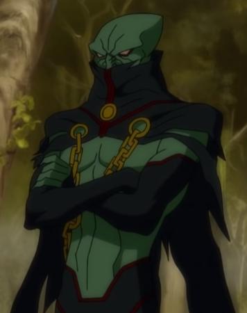 Ma'alefa'ak (Justice League: Doom)