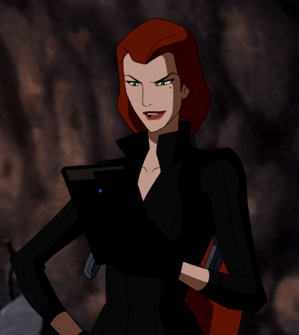 Whisper A'Daire (Young Justice)