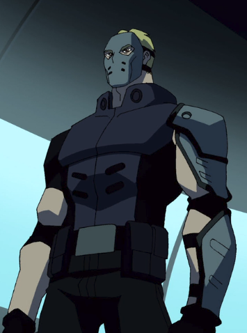 Sportsmaster (Young Justice)