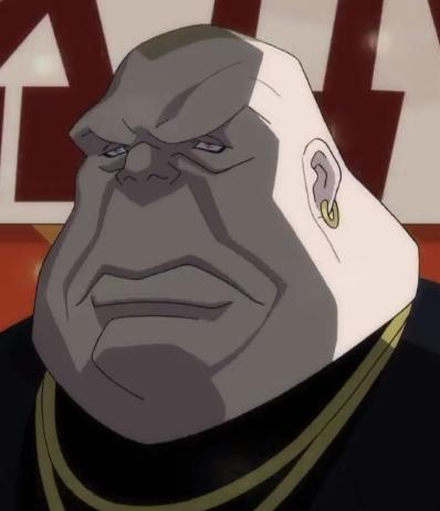 Tobias Whale (DC Animated Movie Universe)