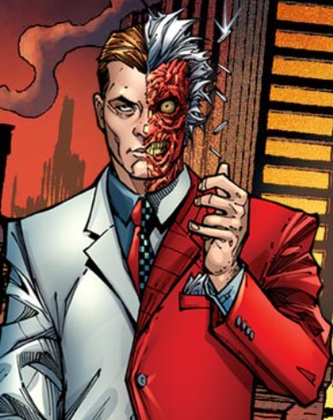 Two-Face (DC Comics)