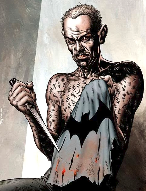 Victor Zsasz (DC Comics)