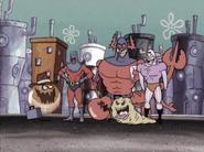 Der Böse-Jungs-Club für Superschurken