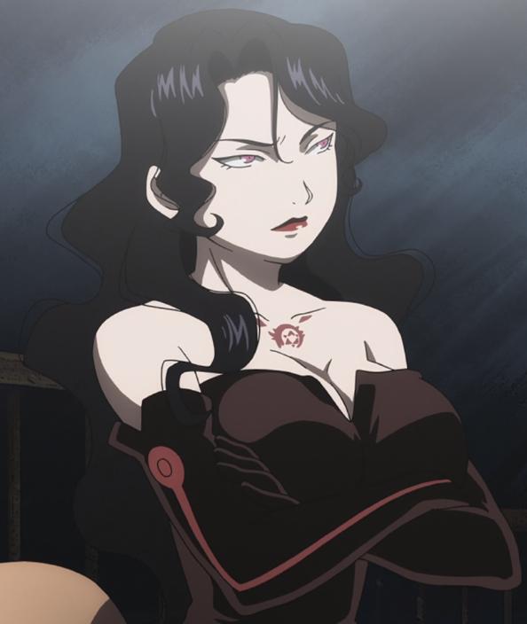Lust (Fullmetal Alchemist: Brotherhood)