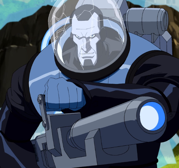 Mister Freeze (Young Justice)