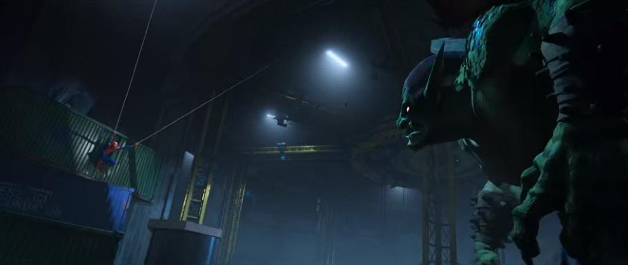 Grüner Kobold (Spider-Man: A New Universe)