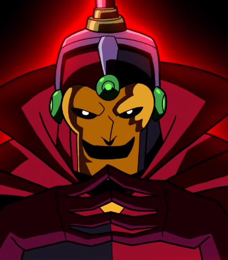 Psycho Pirate (The Brave and the Bold)