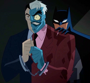 Two-face jl-action