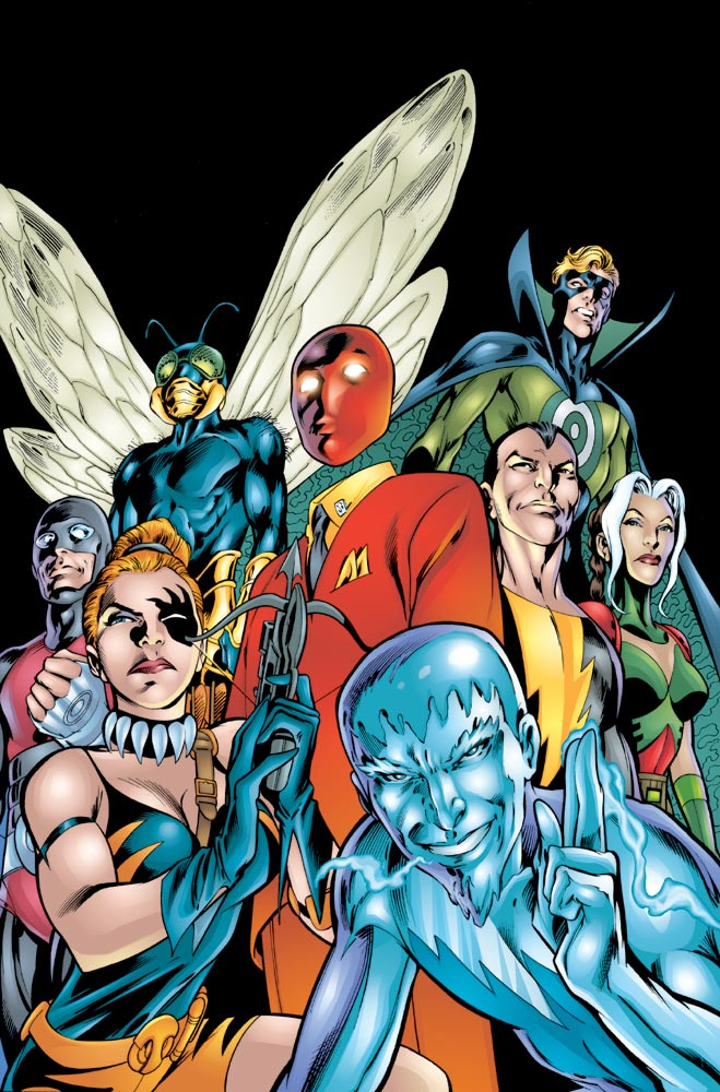 Injustice Society (DC Comics)