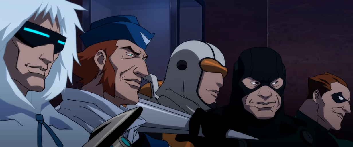 Rogues (DC Animated Movie Universe)