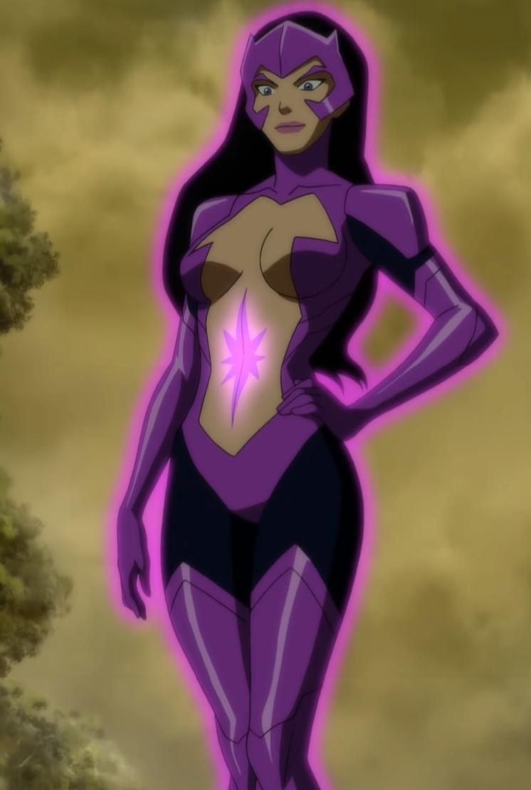Star Sapphire (Justice League: Doom)