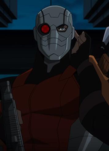 Deadshot (DC Animated Movie Universe)