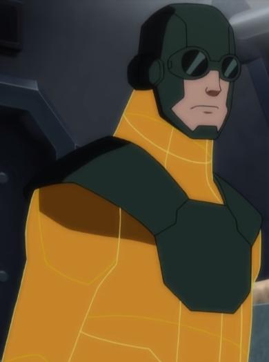 Mirror Master (Justice League: Doom)