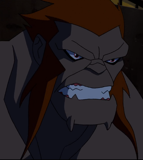 Mammoth (Young Justice)