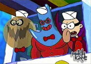 SpongeBob Schurken Eiswagen