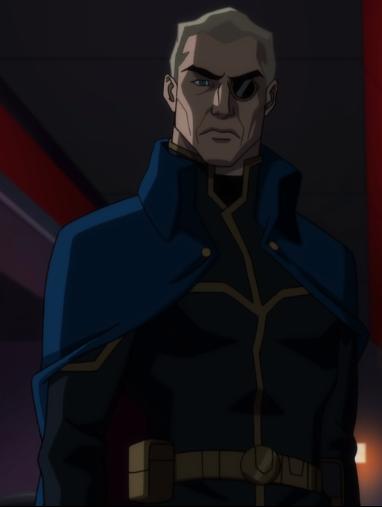 Count Vertigo (DC Animated Movie Universe)