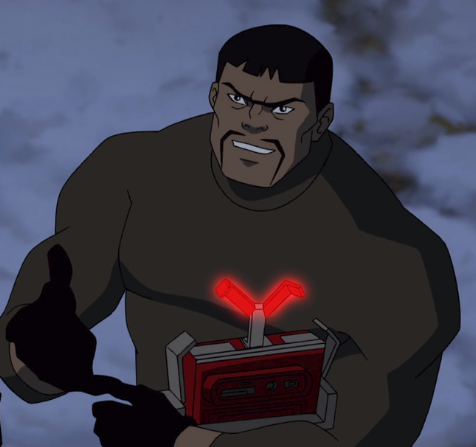 Bruno Mannheim (Young Justice)